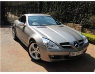Mercedes Benz SLK 350 for sale Pretoria