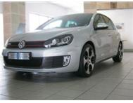 VW GOLF 6 GTi DSG New