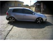 Golf 5 Gti for sale R175000