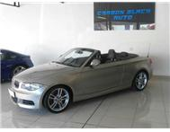 2010 BMW 1 SERIES 135I CONVERTABLE. ONLY 17000KMS. SPORTS PACK