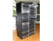 32-piece CD/DVD Storage system PLUS