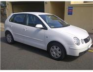 2004 Volkswagen Polo 1.4 Trend line manual