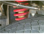 VW Amarok Old Man Emu full suspension lift kit