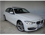 BMW - 328i (F30) Sport Line Steptronic