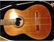 Marc Maingard nylon string guitar
