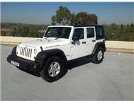 2008 JEEP WRANGLER unlimeted Rubicon