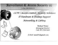 Surveillance & Access Security