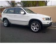 R124 999 - 2001 BMW X5 3.0D AUTOMATIC (FULL HOUSE)