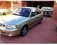 ELDERLY OWNED HYUNDAI ACCENT 1.5 AUTO