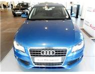 2011 AUDI A4 1.8T AMBITION MULTITRONIC
