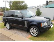 2007 Land Rover Range Rover 4.2 Supercharge Big Body