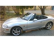 Mazda MX 5. i 16v 6SPEED!!