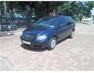 Chrysler Voyager 2.4 i Automatic