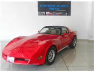 1981 CHEVROLET CORVETTE STINGRAY. ONLY 75000MLS. THE BEST ONE IN TOWN.