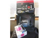 Wii Console Sports Resort Bundle Wii Party and all attachments
