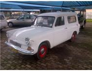 1964 Ford Anglia Panel Van .....Collectors Item