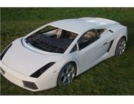Lamborghini Gallardo Replica Body