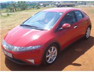 2008 HONDA CIVIC V-TEC (m) Pretoria North