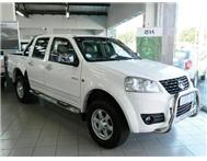 2011 GWM STEED STEED 5 D/C 2.5 TCi 4X4