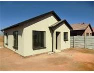 2 Bedroom House for sale Soshanguve