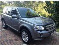 2013 LAND ROVER FREELANDER II SD4 SE Auto