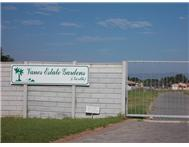 Vacant land / plot for sale in Vanes Estate