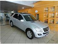 2009 MERCEDES-BENZ M-CLASS ML350 CDI 4Matic Blue Efficiency