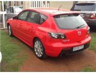 2009 MAZDA 3 MPS 2.3 TURBO