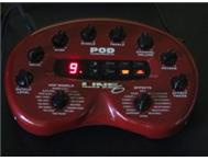 Line 6 POD 1.0 - guitar effects unit
