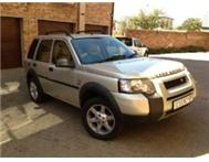 Land Rover Freelander Silver 2006model R100000