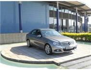 2013 Mercedes-Benz C-class C180 Be Avantgarde A/t