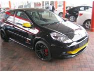 2013 RENAULT CLIO III 2.0 RS SPORT RED BULL EDITION
