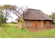 Isilwane Bush Camp Bush Lodge (Self Catering) (GAME NEARBY) in Holiday Accommodation Gauteng