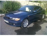 2003 BMW 3 SERIES 325I COUPE FACELIFT