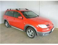 2006 MITSUBISHI OUTLANDER 2.4 AUTO AT R99990