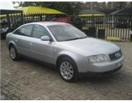 2002 Audi A6 2.4 Multitronic