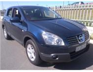 2008 NISSAN QASHQAI 1.6 Acenta Excellent Condition