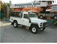 2001 LAND ROVER DEFENDER 110 P/Up High/Cap TD5