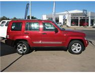 2010 Jeep Cherokee 2.8 CRD Limited