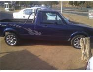 VW Caddy bakkie 1.6 Club