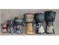 African Drumming Lessons & Workshops