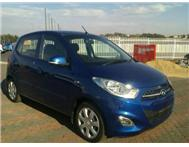 2011 HYUNDAI I10 1.1 Manual