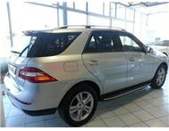 2013 MERCEDES BENZ ML 350 BLUETEC