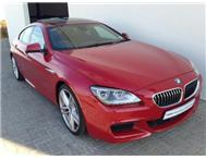 2012 BMW 6 SERIES 640d Gran Coupe