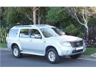 2011 Ford Everest 3.0 TDCi XLT 4x2 7 Seater