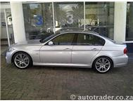 2011 BMW 3 SERIES 320d M Sport 4dr Step Auto