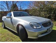 2001 Mercedes Benz SLK 200 Kompressor - Low milage - outstanding