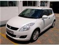 2013 SUZUKI SWIFT 1.4 SE