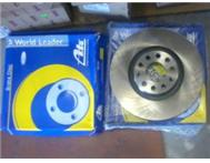 Audi A6 front Ate discs for two