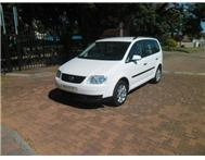 VW Touran 1.9TDI DSG